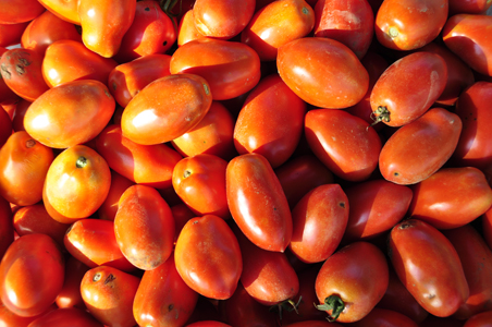 Paste or Roma Tomatoes